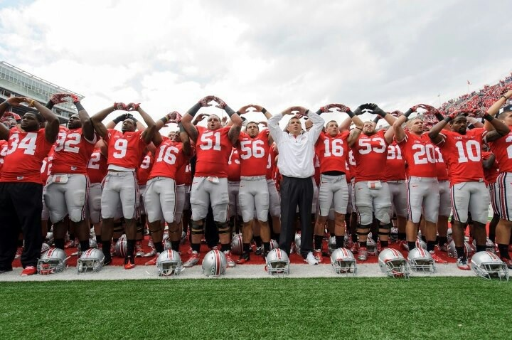 Carmen Ohio...my favorite part of any OSU game