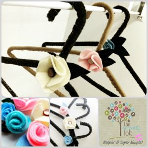 {KISS How To} No More Wire Hangers - The Sewing Loft  http://thesewingloftblog.com/2012/01/06/kiss-how-to-no-more-wire-hangers-2/