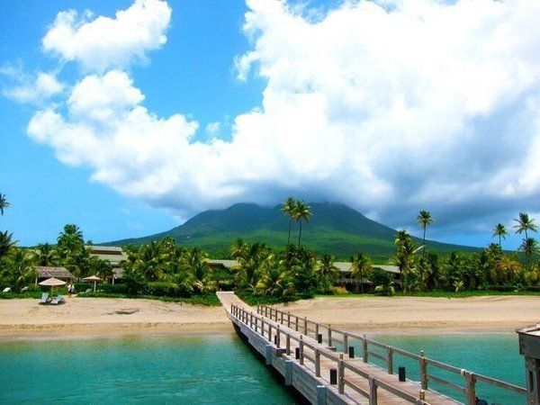 Nevis, West Indies!