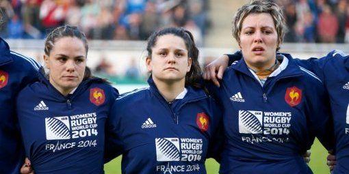 Les Bleues sorties en demi-finale du Mondial de rugby féminin - La République des Pyrénées - 14/08/2014