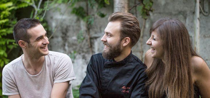 Chef Martino Beria e lo Staff de Lacucinavegetariana.it: Intervista #BIGvegan