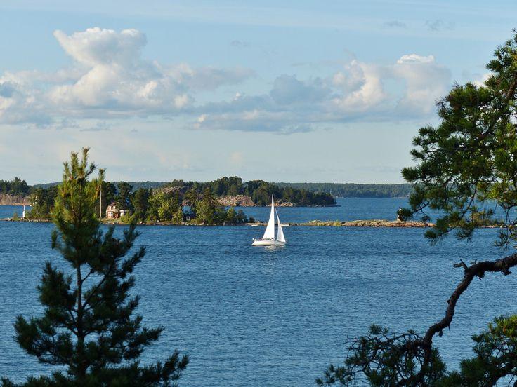 Schweden, Lillsved (Värmdö)