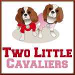Make Your Own Apple Cinnamon Dog Treats | Two Little Cavaliers