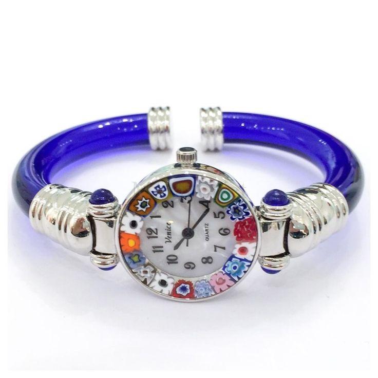 Serenissima watch - Blue