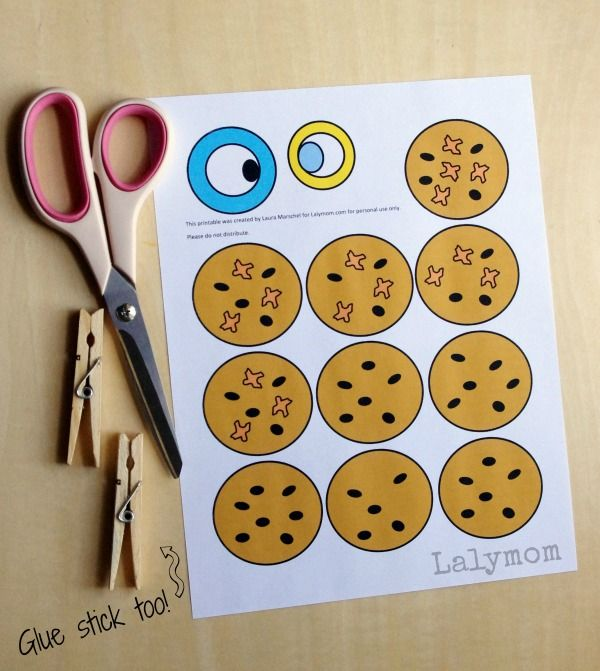 Pigeon & Duckling Book Extension Activity - LalyMom