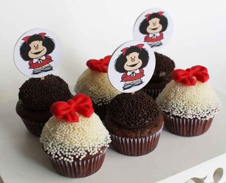 cupcake mafalda