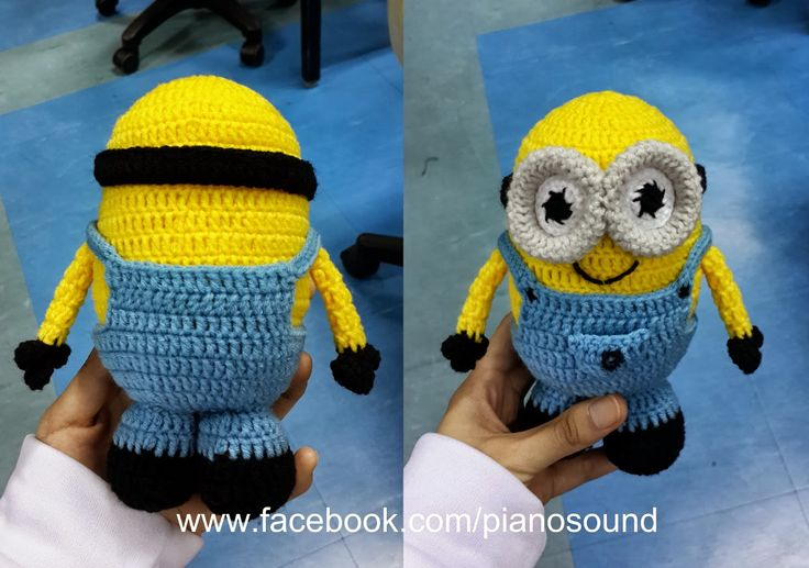 Free Crochet Pattern For Minion Scarf : 1000+ images about minion madness on Pinterest Free ...