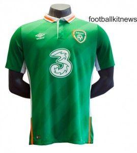 New Ireland Euro 2016 Top