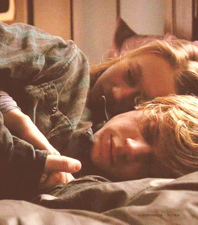 Tate Langdon is the epitome of love.