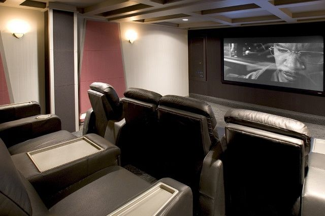 Basement remodel home theater designs home theater and home theater design for Designing a home theater basement