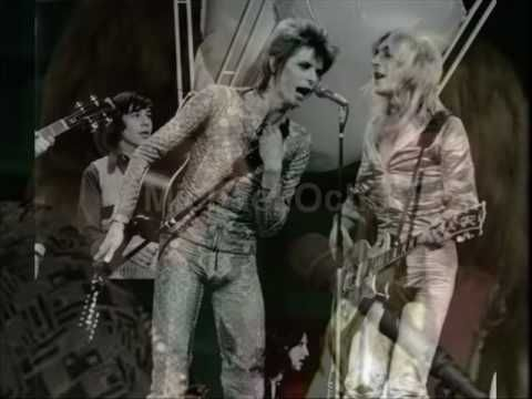 ▶ Mick Ronson - Like A Rolling Stone (David Bowie vocal) - YouTube the fact mick was dying when this was recorded is remarkable