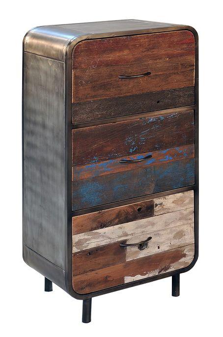 Sixties High Dresser