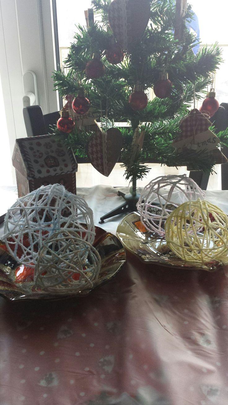 Diy christmas balls