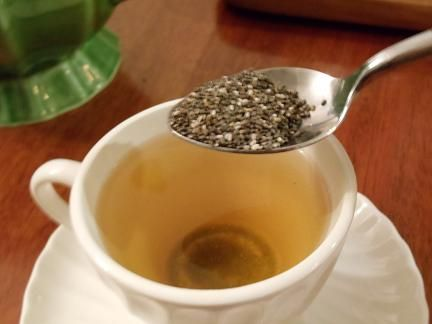 Get rid of food cravings with chia seed products. This is really awesome!: Recipe, Oil
