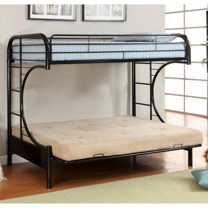ravens twin over futon bunk bed bunk beds u0026 loft beds at hayneedle