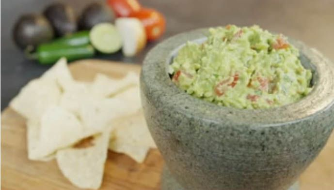 Guacamole and #Pico-de-Gallo | Foodlve Videos | Pinterest