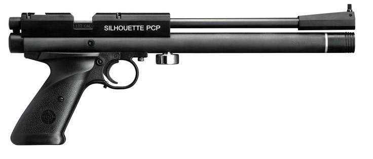 139 Best Pcp Air Rifles Images On Pinterest: Crosman Silhouette Pistol, 459 Fps, 140 M/s, Single Shot