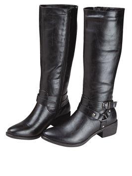Joe Browns Buckle Detail Riding Boots #VeryLovedUp