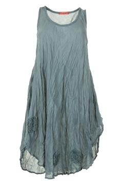 Namastai dresses buy online Rosette Scooped Hem Tunic - Womens Tunics - Birdsnest Online Fashion Store