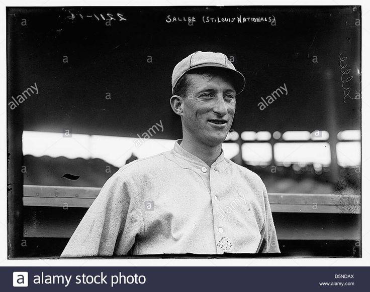 [Slim Sallee, St. Louis, NL (baseball)] (LOC) Stock Photo