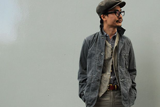 Amazing stuff from Engineered Garments 2010 spring collection