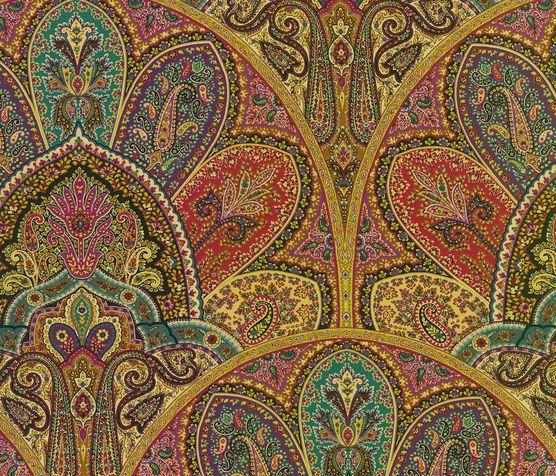 Home Decor Print Fabric- IMAN Zulaika Tourmaline