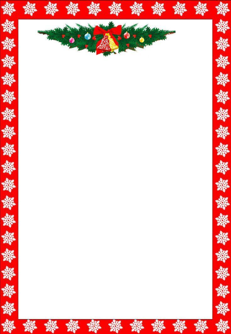 Best  Christmas Border Ideas On   Bullet Journal
