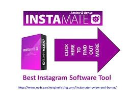 FACEBOOK SALE - limited time only  Featured Product: Instamate 2.0  Price: $37.00 USD (During Launch Week)  Description: Post and schedule photo's directly to Instagram from your computer.  Short Tagline:  Instamate 2.0: Find, Edit, Post, Monetize  Start Posting The Easy Way - Lets Go - https://special.instamate.com/