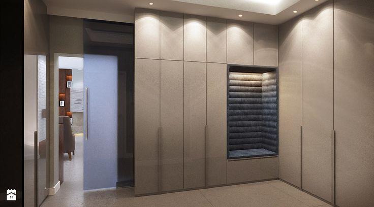 Hol / Przedpokój styl Nowoczesny - zdjęcie od Finchstudio Architektura Wnętrz - Hol / Przedpokój - Styl Nowoczesny - Finchstudio Architektura Wnętrz