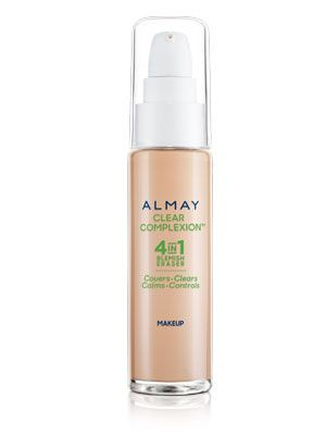 ALMAY Liquid Foundation (clear complexion) decent reviews