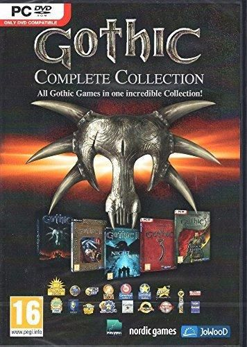 Gothic Complete Collection