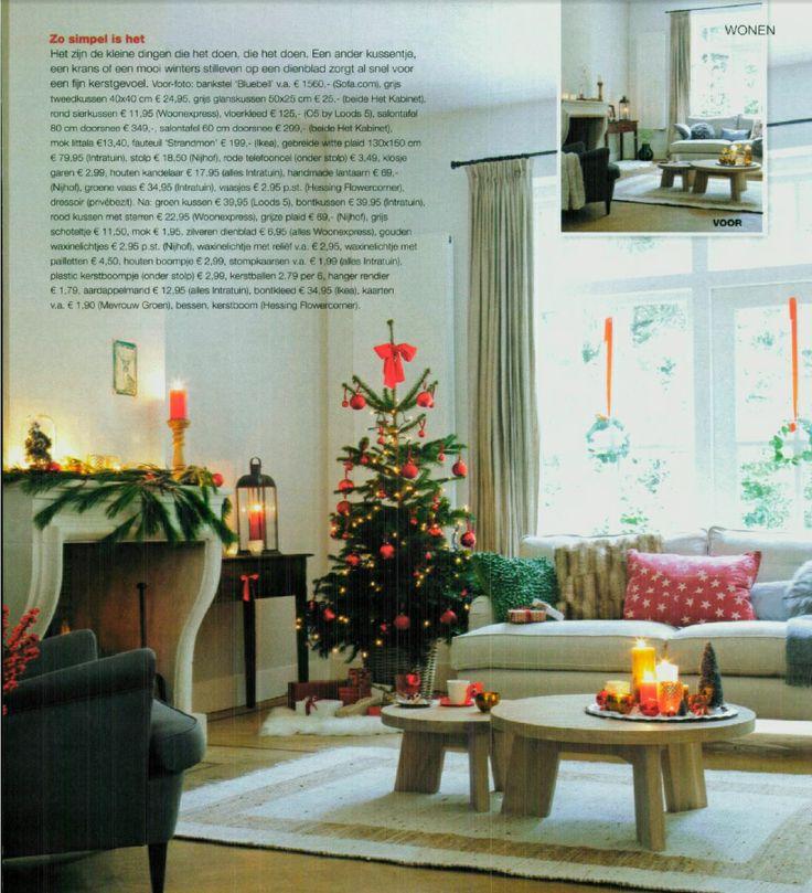 De Bluebell uit de Libelle kerst editie 2013