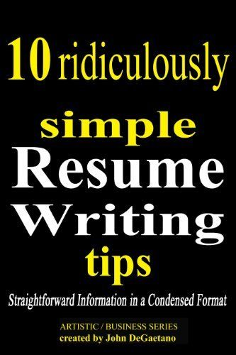 107 best Resumes and more images on Pinterest English grammar - resume writing business