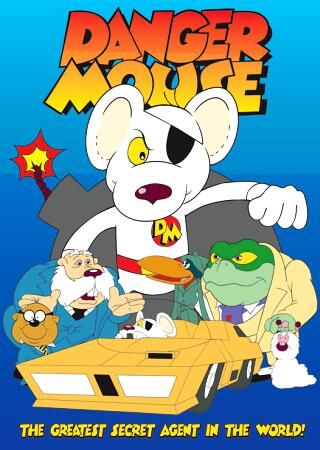 I used to watch Danger Mouse after school