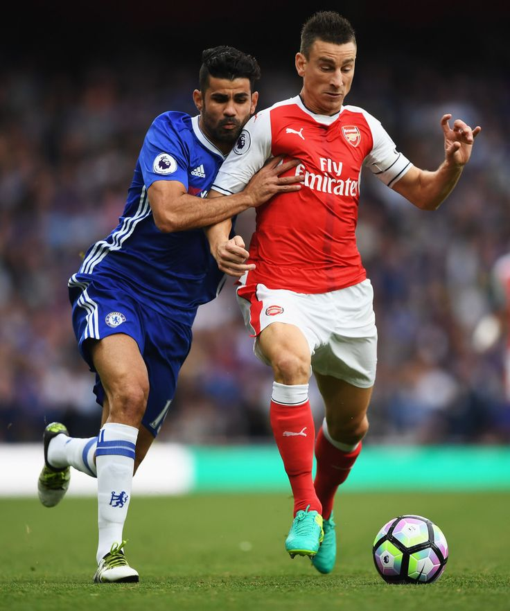 Laurent Koscielny Photos Photos - Arsenal v Chelsea - Premier League - Zimbio