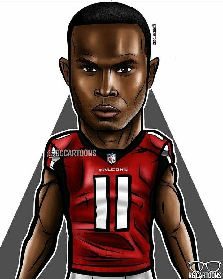Julio Jones Atlanta Falcons Nfl Football Wallpaper Alabama Football Julio Jones