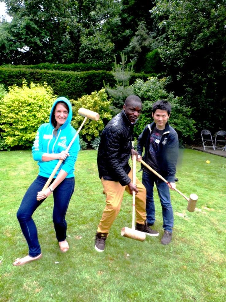 English Garden Party  – Sheffield Hallam University