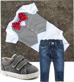 Fashion Baby Boy - www.adorablelittlethings.net