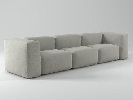 The Superoblong by British designed 'supernormal' designer Jasper Morrison for Cappellini.