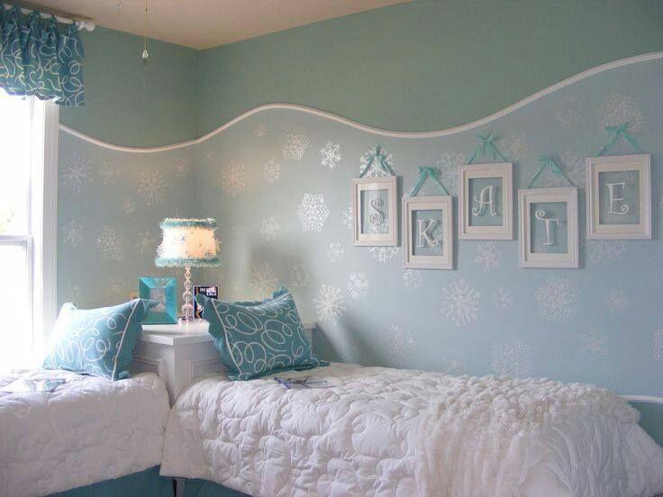 10 best Frozen images on Pinterest | Frozen girls bedroom ...