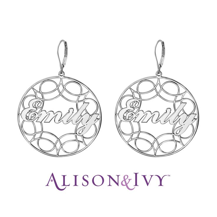 Ivy Scroll Bands: 14 Best Alison & Ivy Name Collection Images On Pinterest