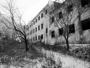 Exploration d un hopital psychiatrique abandonn en cor e du sud h pital abandonn et le sud - Hopital porte du sud venissieux ...