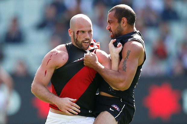 AFL 2015 Rd 03 - Carlton v Essendon - AFL.com.au