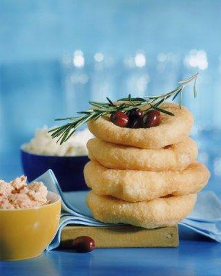 Bonbons croustillants à la dinde et au foie gras, voir la recette des bonbons croustillants à la dinde et au foie grasCrédit photo...