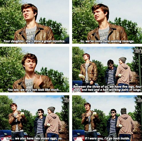 GAHAHAHAAH The fault in our stars
