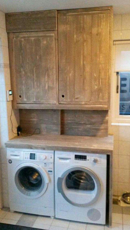 Meer dan 1000 ideeën over wasmachine droger kast op pinterest ...