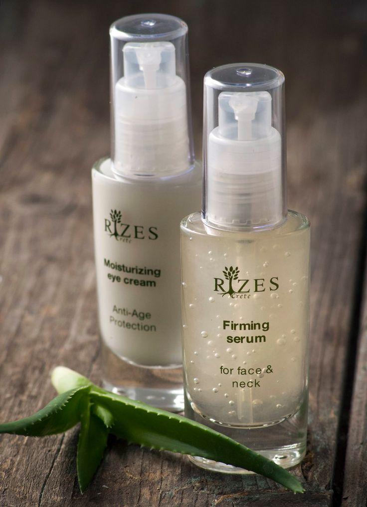 Rizes Crete - Cosmetics
