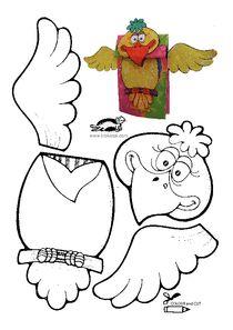 KROKOTAK PRINT!   dibujos para niños