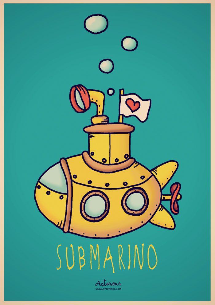 """Submarino...""""lo nuevo"""" de Arteneus - Arteneus"""