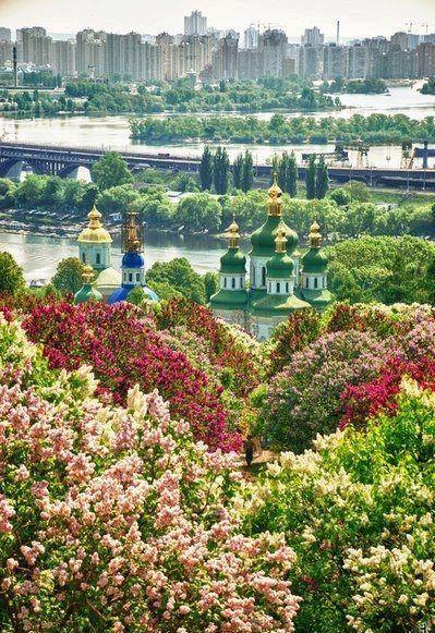 Magnificent Kyiv, UKRAINE